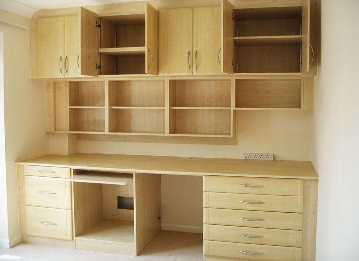 Custom Fit Fitted Studies in Bournemouth and Poole