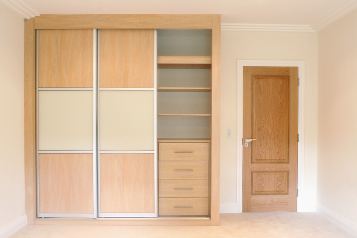 Custom Fit Fitted Sliding Bedrooms in Bournemouth and Poole